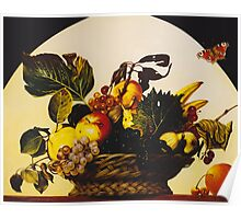 Fruit Basket Poster