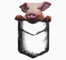 Happy Pig by eleni dreamel