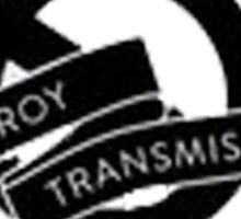 Destroy Transmisogyny - T-Shirts Sticker
