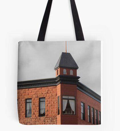 Historic Bulding Tote Bag