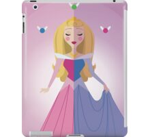 Symmetrical Princesses: Sleeping Beauty iPad Case/Skin