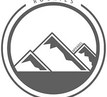Rockies Apparel - Large Logo by One Canadian Clothing Co