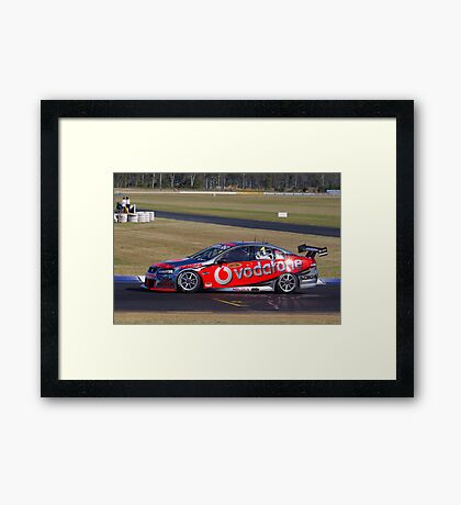 The Sun Shines On Champions Framed Print
