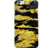 abstract abnormality yb iPhone Case/Skin