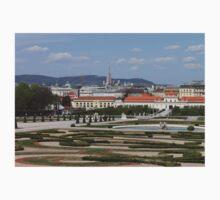 View from Upper Belvedere, Vienna Austria Baby Tee