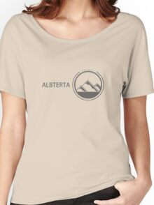 Rockies Apparel - Alberta Women's Relaxed Fit T-Shirt