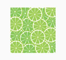 Lime Slices Background 2 Unisex T-Shirt