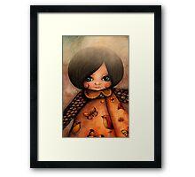 Belle Armoire Framed Print