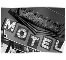 Cadillac Motel Poster