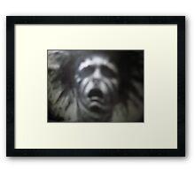 Zombie Nation Framed Print