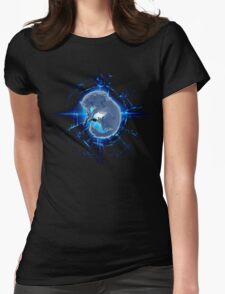 dormant spirit Womens Fitted T-Shirt