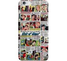 Sick Of Men iPhone Case/Skin