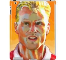Dennis Bergkamp - Stillness & Speed iPad Case/Skin