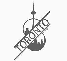 Toronto Apparel - Half Cut Unisex T-Shirt