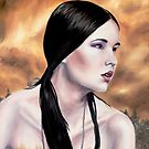 Post Nubila by Jenna  David