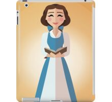 Symmetrical Princesses: Belle iPad Case/Skin