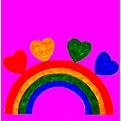 Love Comes in All Colors by Brian Gaynor