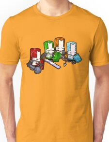 Castle Crashers - The Elements Unisex T-Shirt