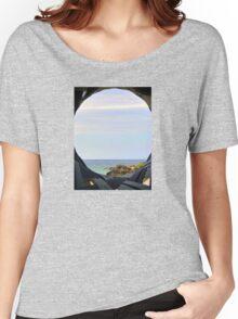 Currumbin Beach Queensland Australia Seaview Women's Relaxed Fit T-Shirt