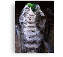 Cool Stairs Canvas Print