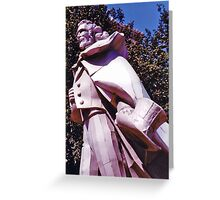 Uncle Sam Wilson - Troy NY Greeting Card