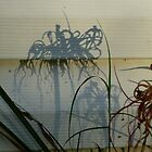 Shadows  Of The Spider Lily by WildestArt