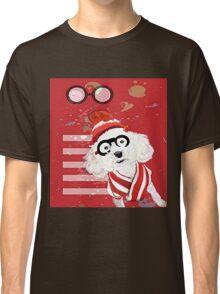 Wheres Waldo Classic T-Shirt
