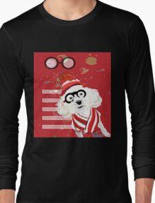 Wheres Waldo Long Sleeve T-Shirt