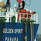 Working With Golden Spirit by RIVIERAVISUAL