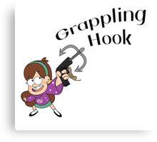 Mabel - Grappling Hook Canvas Print