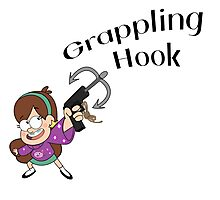Mabel - Grappling Hook Photographic Print