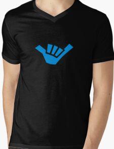 Shaka brah! Mens V-Neck T-Shirt