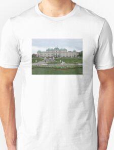 Upper Belvedere, Vienna Austria T-Shirt