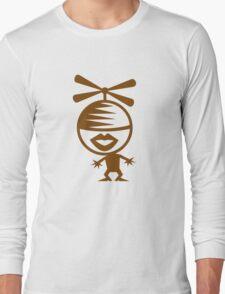 Head Spinner Cartoon character T-Shirt