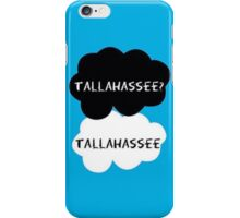 Tallahassee? Tallahassee. (OUAT / TFIOS) iPhone Case/Skin