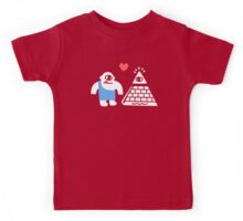 Adorable Conspiracy Theory Kids Tee