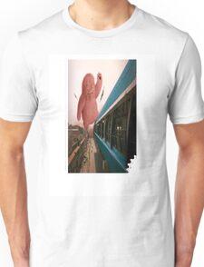 Monster icecream Unisex T-Shirt