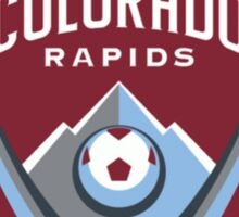 colorado rapids Sticker