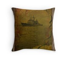 Naval Memories  Throw Pillow