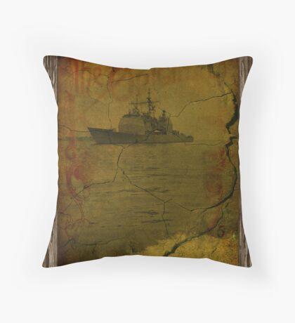 Naval Memories  Throw Pillow