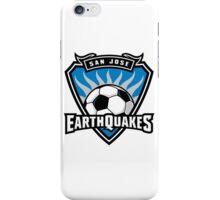 san jose earthquakes iPhone Case/Skin