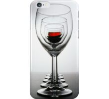 Empty Glass iPhone Case/Skin