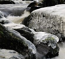 Icy Falls by Miffy