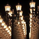 Lights At the Los Angeles Museum of Art 0770 by eruthart