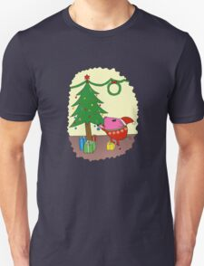PiGgy is ready for Christmas! T-Shirt