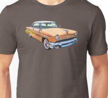 1955 Lincoln Capri Luxury Car Unisex T-Shirt
