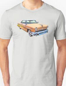 1955 Lincoln Capri Luxury Car T-Shirt