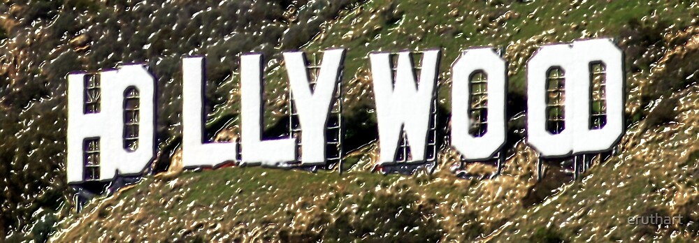 Plastic Hollywood 0786 by eruthart