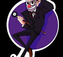 Grunkle Stan by LudoGogo