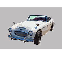Austin Healey 300 Sports Car Photographic Print